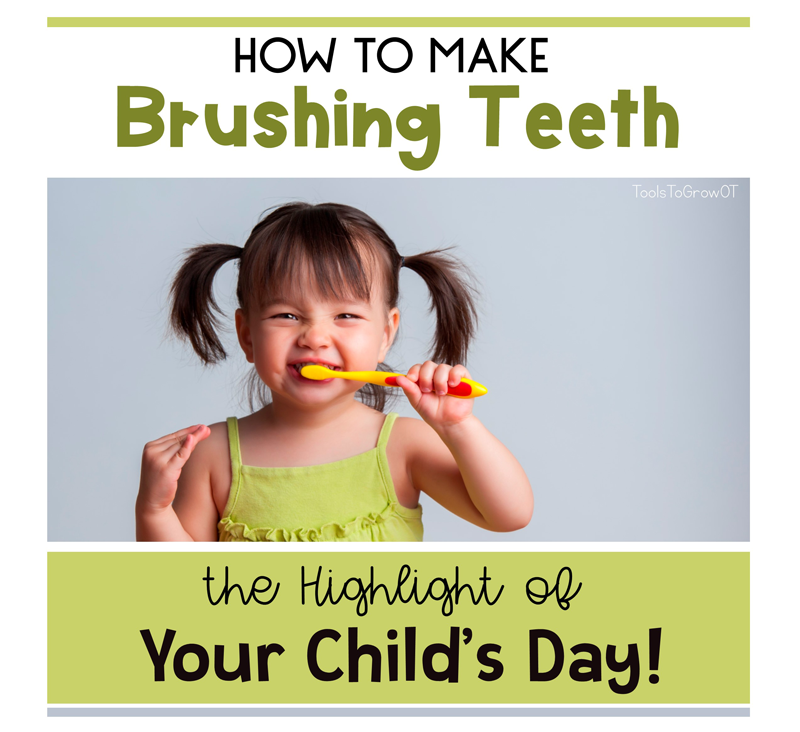 How to make Tooth Brushing for your child FUN!
