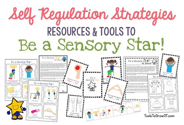 Self Regulation Strategies - Sensory Star Program