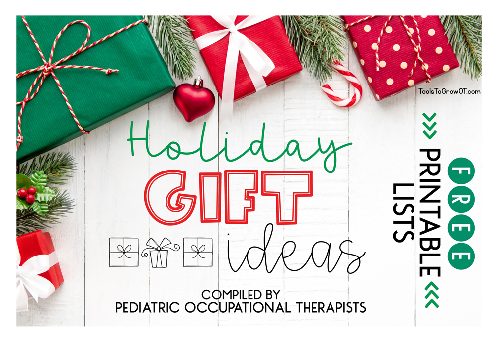 Holiday Gift Ideas Blog Tools To Grow Inc