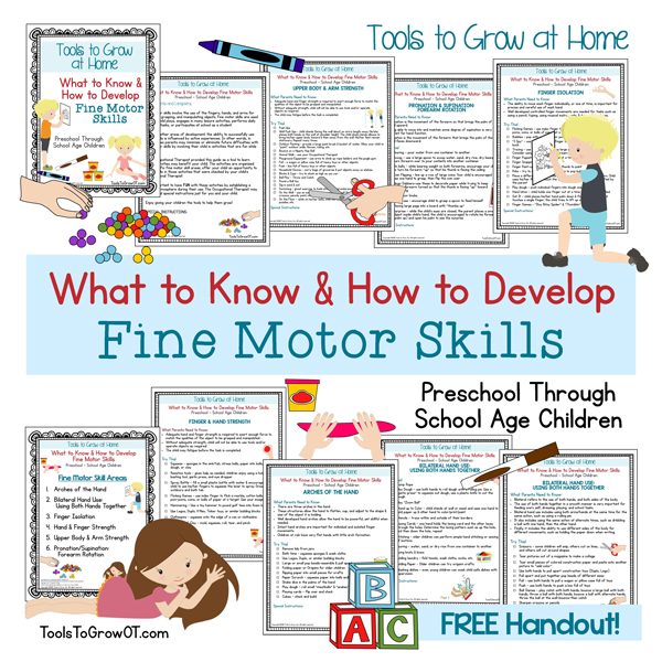 Tools To Grow At Home What To Know How To Develop Fine