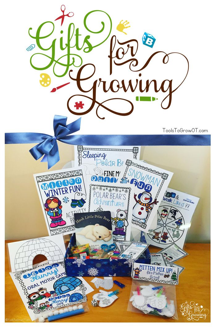Gifts for Growing - Learning Activity Kit by Tools to Grow