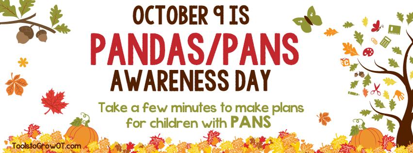 Tools to Grow-PANDAS/PANS Awareness Day Blog