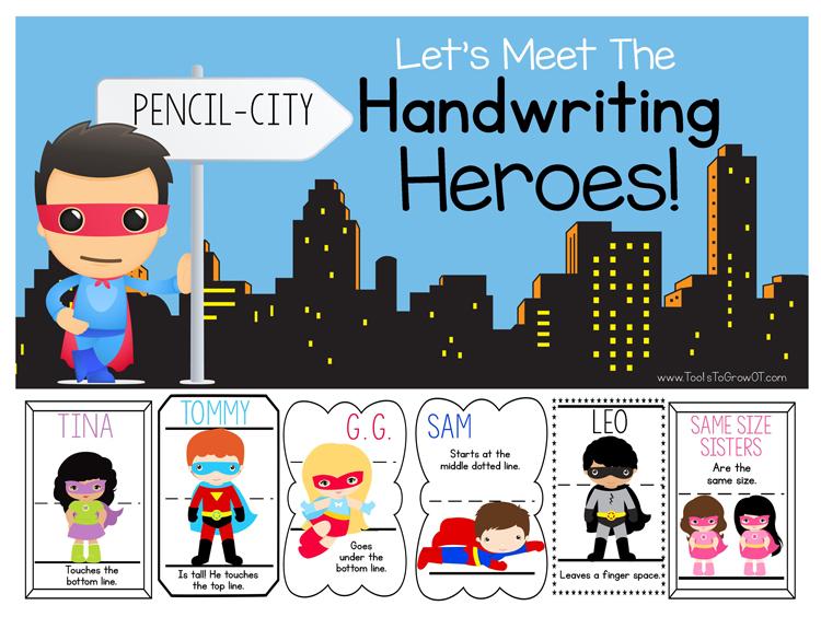 Handwriting Hero - Handwriting Practice for kids