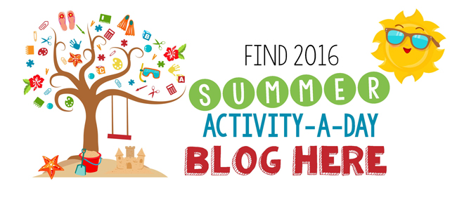 2016 Activity-a-Day Summer Blog Post Here!