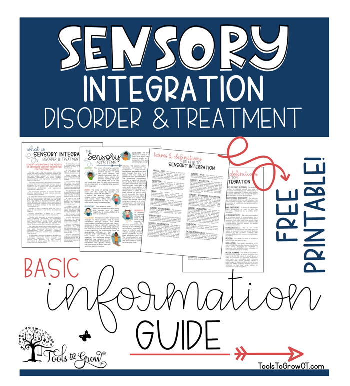 FREE Basic Information on Sensory Systems and Sensory Processing