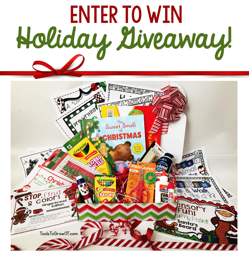 Tools to Grow - Holiday Kit GIVEAWAY!!!!
