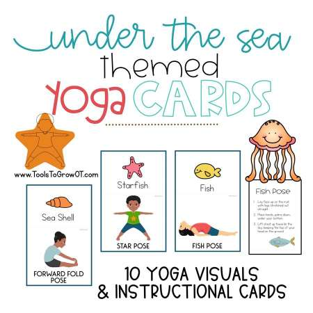 Pediatric Yoga Gross Motor Therapy Resources Tools To Grow Inc
