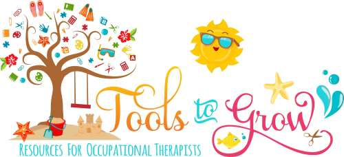 Fun Summer resources, activities, and crafts that target a variety of fine motor, gross motor, visual perceptual, and visual motor integration skills.