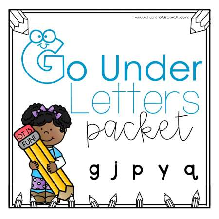Handwriting | Therapy Resources | Tools To Grow, Inc